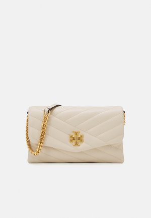 KIRA CHEVRON CHAIN - Sac bandoulière - new cream
