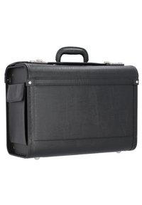 Alassio - PILOTEN - Briefcase - black - 2
