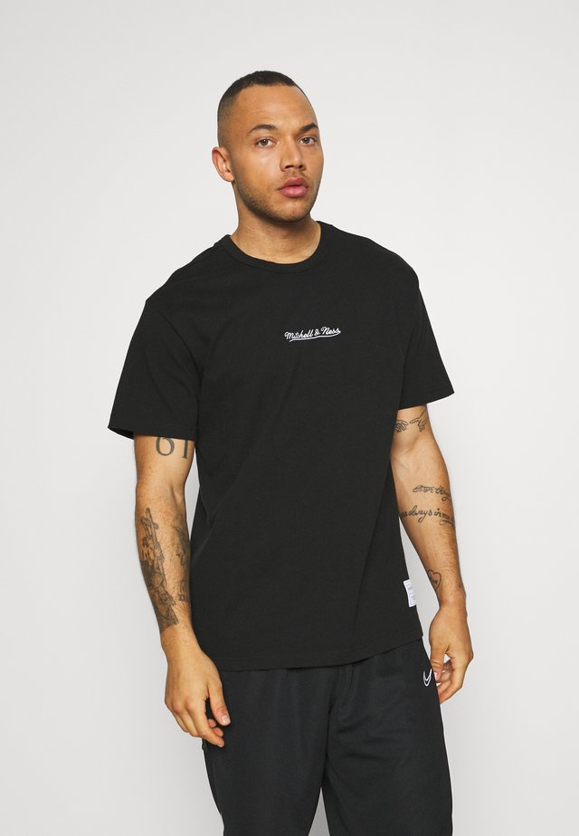 OWN BRAND ESSENTIALS TEE - T-shirt con stampa - black