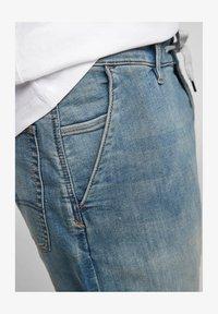 QS by s.Oliver - Denim shorts - blue - 6