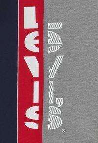 Levi's® - STRIPED HOOKUP HOODIE - Hoodie - grey heather - 3
