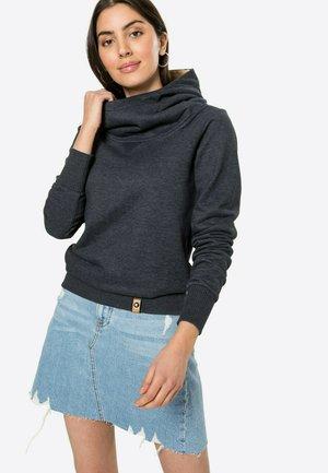 DEUTSCHE & ALBANER - Sweater - blaumeliert