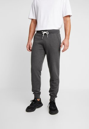 Joggebukse - mottled dark grey