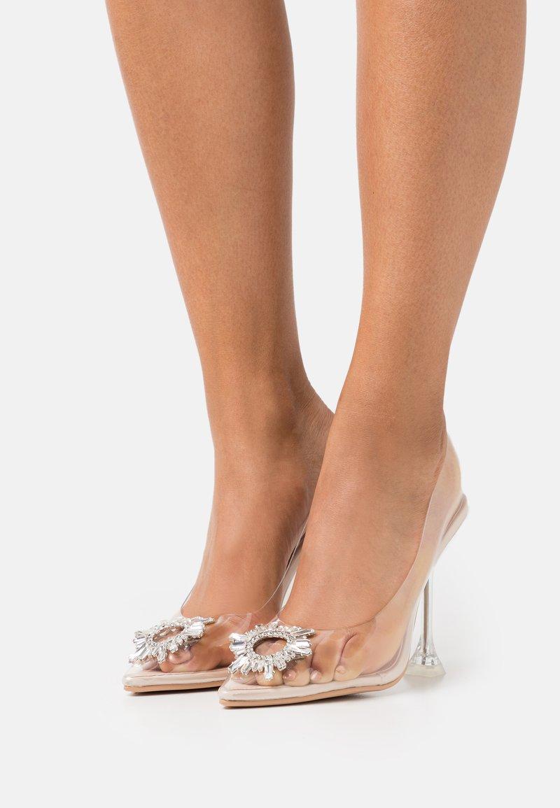 BEBO - Classic heels - nude