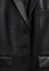 Mango - JANDRI-I - Blazer - black - 8