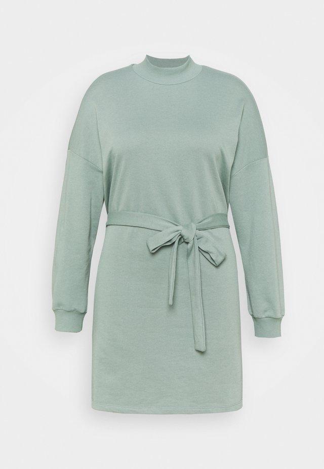 NMALIAH DRESS - Vapaa-ajan mekko - slate gray