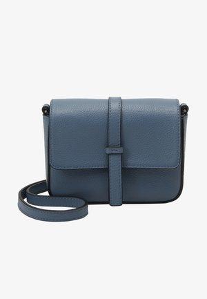 RONI - Taška spříčným popruhem - modern blue