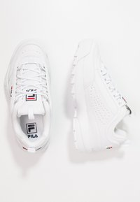 Fila - DISRUPTOR - Trainers - white - 2