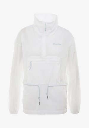 BERG LAKE ANORAK - Kurtka Outdoor - white