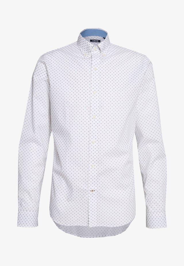 POPLIN PRINT - Skjorte - bright white