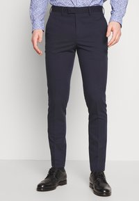 Jack & Jones PREMIUM - BLAVINCENT SUIT - Oblek - dark navy - 4