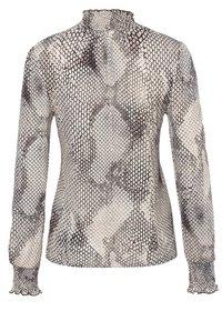 Marc Aurel - Button-down blouse - light sand varied - 5