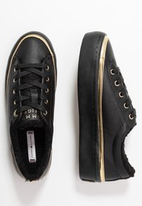 Tommy Hilfiger - COSY LACE - Sneakers - black - 3