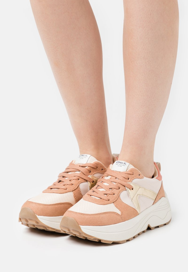 ONLY SHOES - ONLSYLVIE - Sneakersy niskie - pink