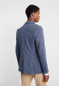 Pier One - Blazer jacket - mottled blue - 2