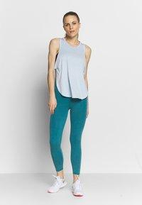 Cotton On Body - SIDE TWIST TANK  - Topper - baby blue - 1