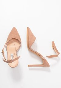 Even&Odd - High heels - tan - 3