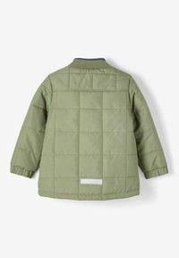 Name it - Chaqueta de invierno - deep lichen green - 1