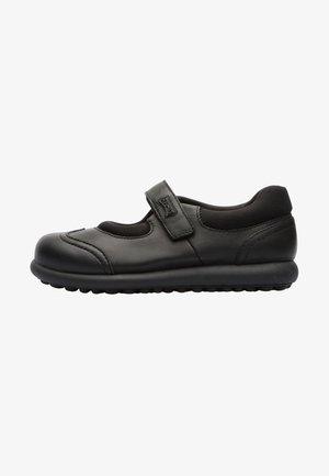 PELOTAS ARIEL - Ankle strap ballet pumps - black