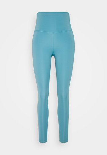 CROCHET 7/8  - Tights - cerulean/sail/light fusion red/light armory blue