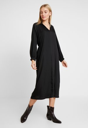 ZEN MIDI - Day dress - true black