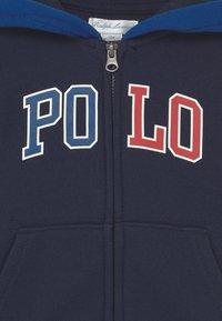 Polo Ralph Lauren - HOOD - Zip-up sweatshirt - newport navy - 2