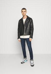 Redefined Rebel - COPENHAGEN - Slim fit jeans - deep ocean - 1