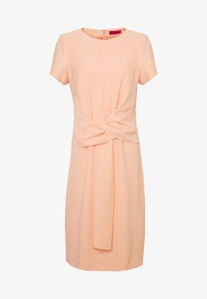 KILONE - Cocktail dress / Party dress - light/pastel orange