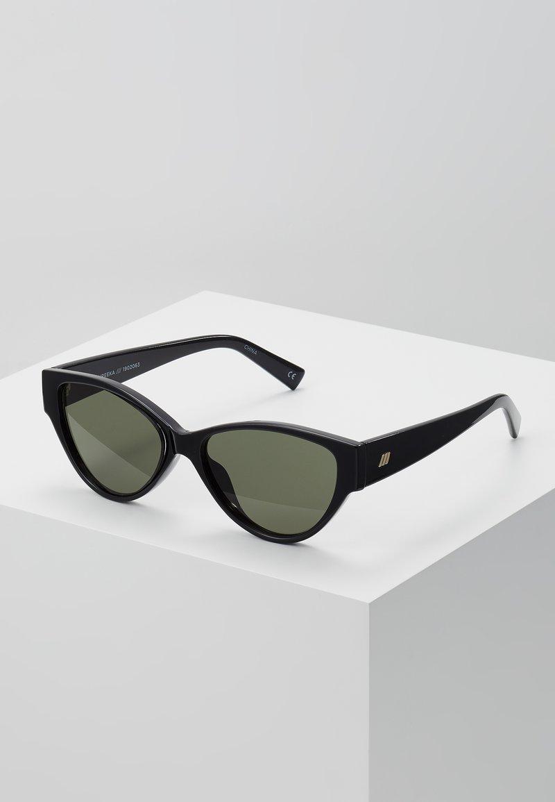 Le Specs - EUREKA - Sluneční brýle - black