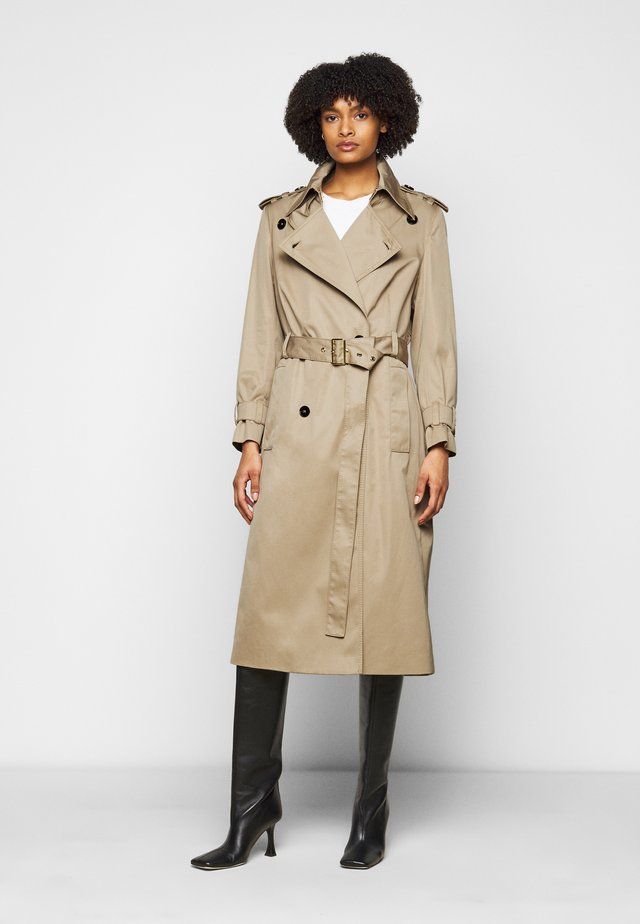 COMBER - Trench - beige