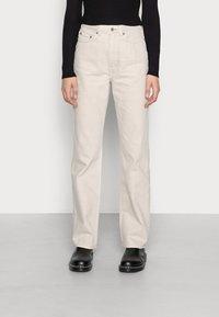 Weekday - ROWE - Jeans straight leg - wheat - 0