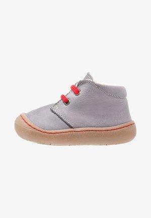 JUAN - Dětské boty - graphit