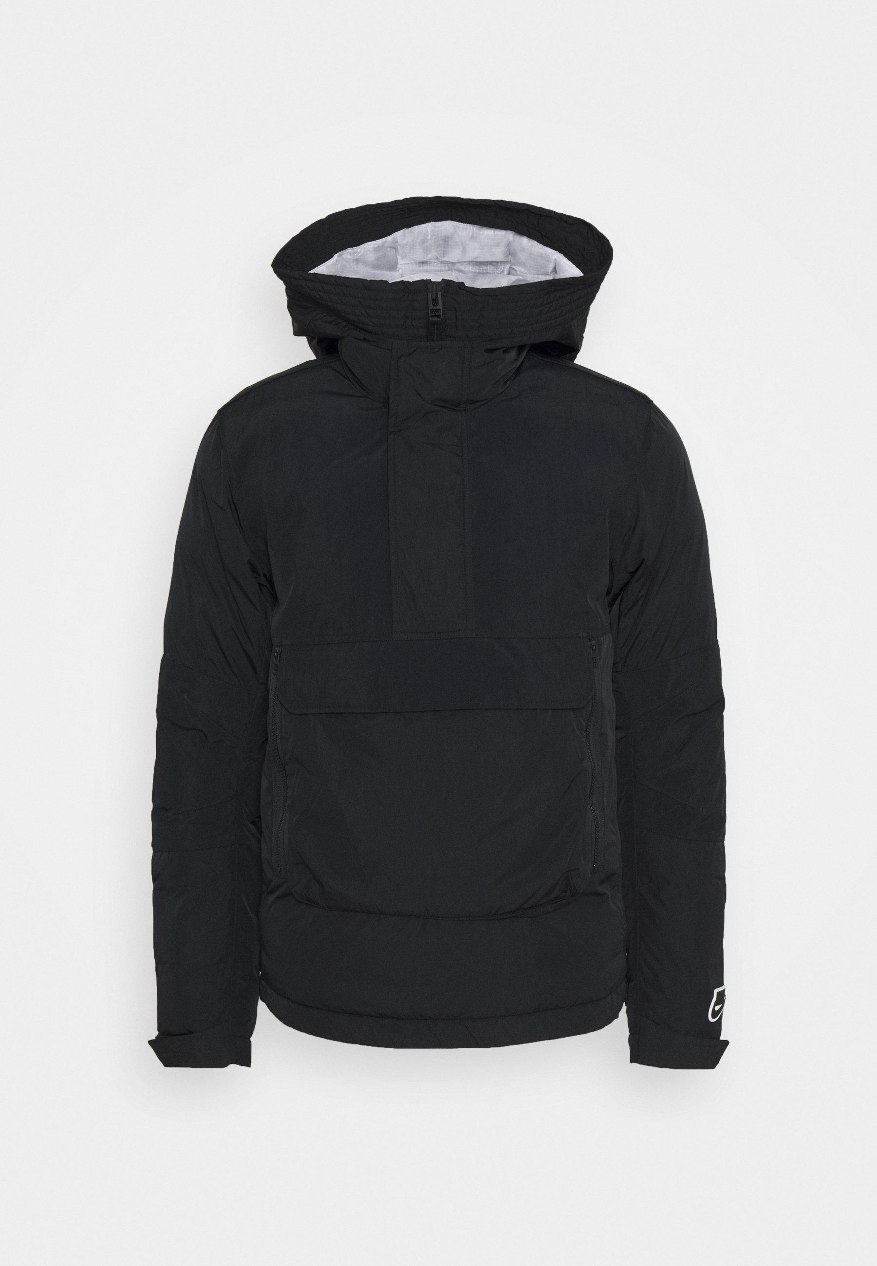 Nike Sportswear Veste d'hiver - black - ZALANDO.