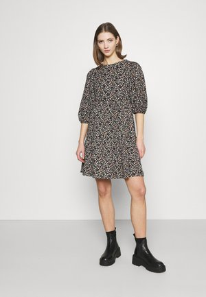 ONLZILLE NAYA DRESS - Jerseykjole - black