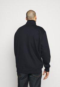 Tommy Hilfiger - GLOBAL STRIPE ZIP THROUGH - Zip-up hoodie - blue - 2