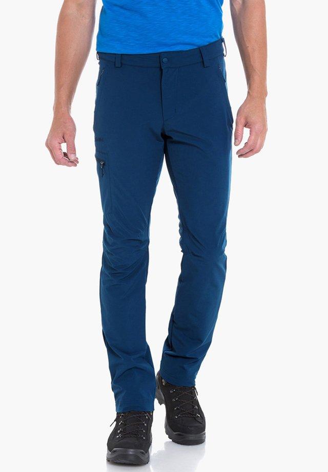 PANTS FOLKSTONE - Trousers - blue