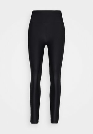 HIGH SHINE LEGGINGS - Tights - black