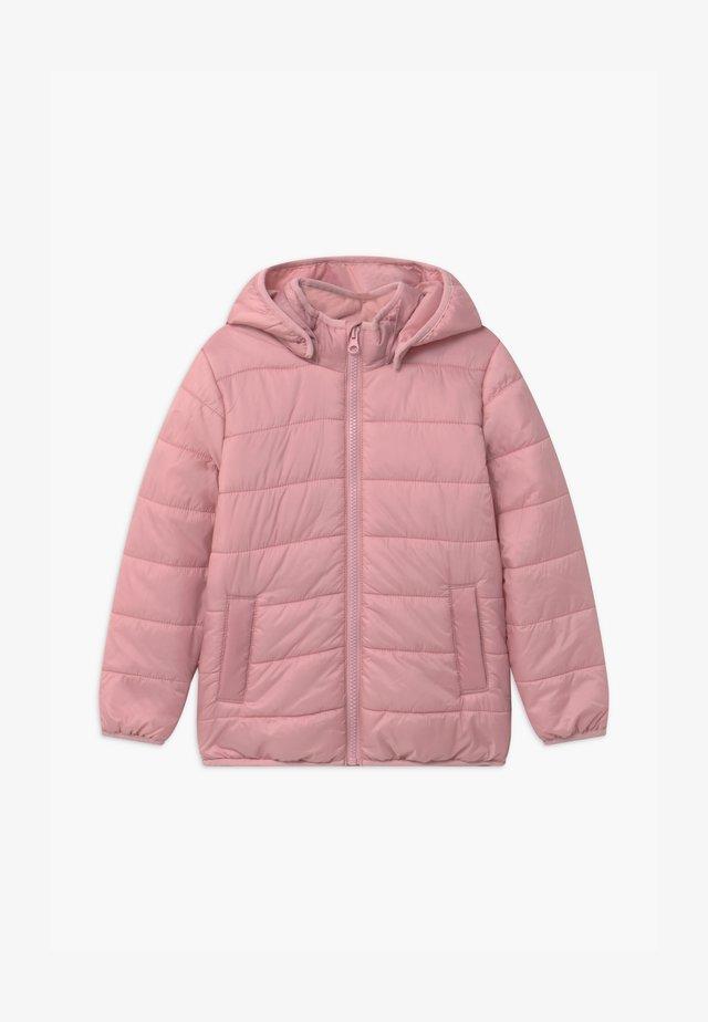 MINI FLEUR - Talvitakki - dusty pink