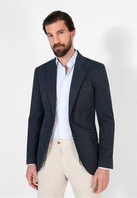 Scalpers - Suit jacket - navy - 0