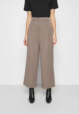 ABI CULOTTE - Trousers - earth
