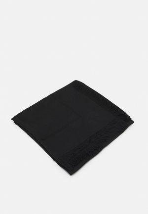 SCARF - Šátek - black