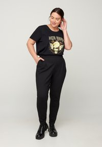 Zizzi - Trousers - black - 0
