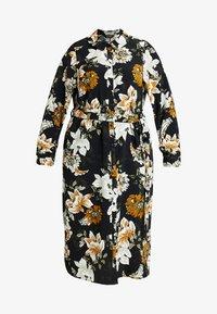 Evans - FLORAL A LINE DRESS - Skjortekjole - multi - 4