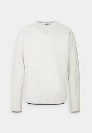 TECH - Sweatshirt - white/heather