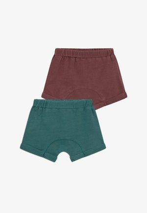 SAWYER 2 PACK  - Trousers - vintage berry/aqua dream