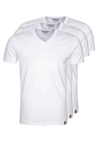 Dickies - 3 PACK - T-shirt basic - white - 0