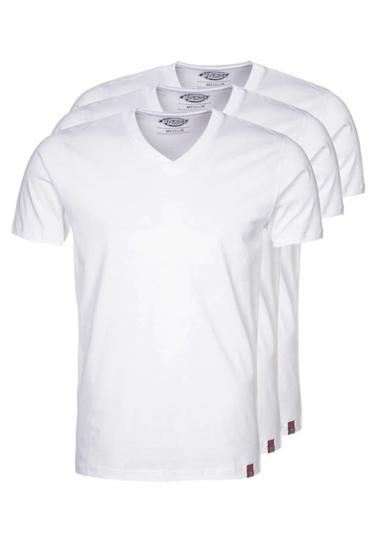 Dickies - 3 PACK - T-shirt basic - white