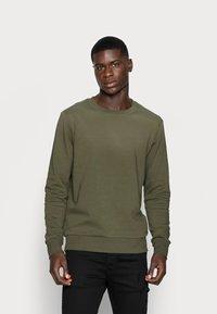 Jack & Jones - Sweatshirts - olive night - 0