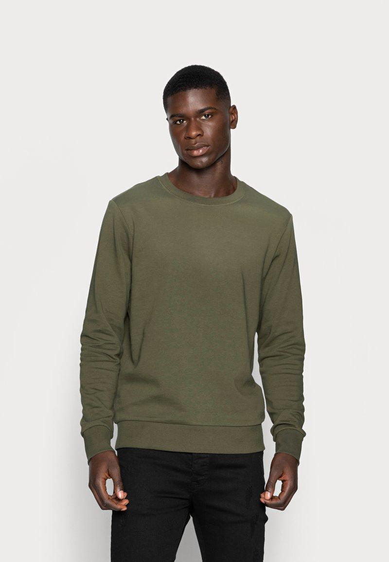 Jack & Jones - Sweatshirts - olive night