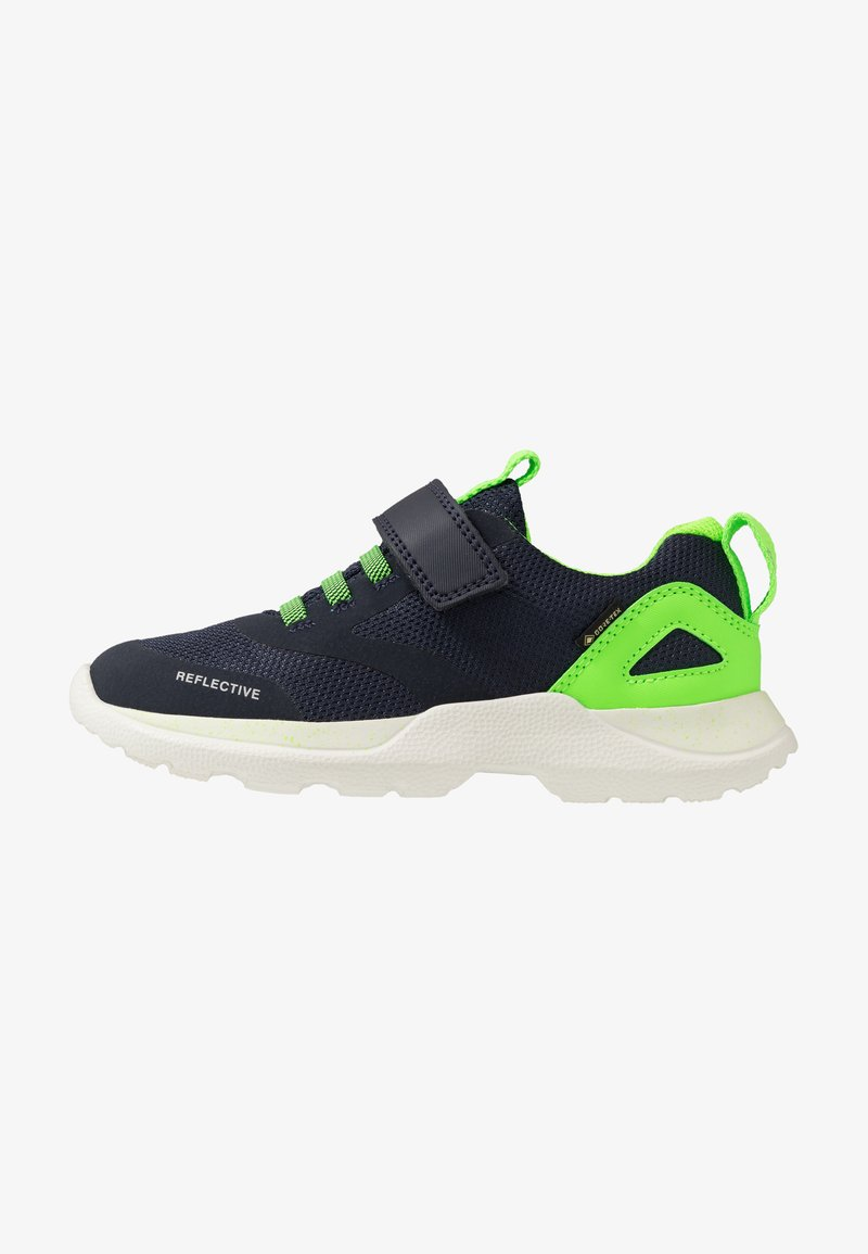 Superfit - RUSH - Trainers - blau/grün